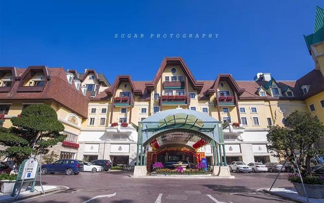 深圳隐藏了一个小瑞士,媲美欧洲风情,美艳广东省