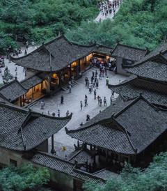 [重庆游记图片] 八月,一起去重庆武隆度个假吧~