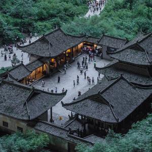 重庆游记图文-八月,一起去重庆武隆度个假吧~