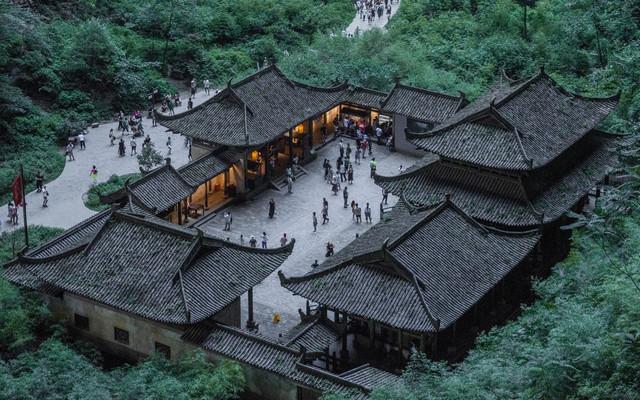 八月,一起去重庆武隆度个假吧~