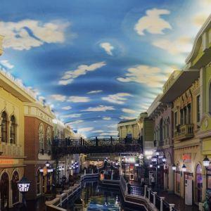 海悦天地购物广场旅游景点攻略图