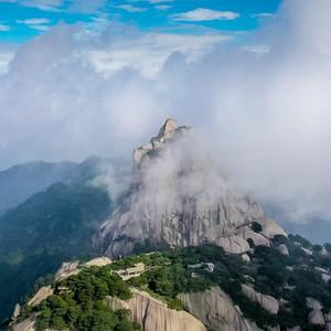 天柱山游记图文-夏季旅行,盘点安徽安庆不可错过的六大游玩胜地