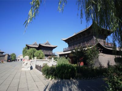 Water Margin Movie and Television City