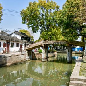 青浦区游记图文-练塘古镇不加渲染的原生态古镇