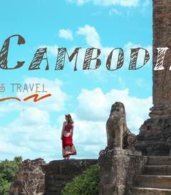 [柬埔寨游记图片] 手绘柬埔寨 坐tutu游吴哥窟,在暹粒的十张小画