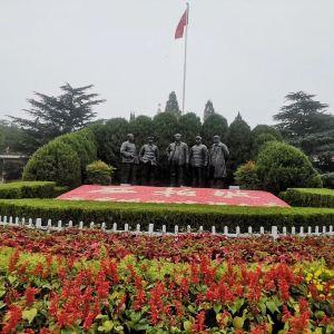西柏坡革命圣地旅游区旅游景点攻略图