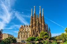 巴塞罗那地标建筑 | 圣家堂,未完工的世界文化遗产背后的故事
