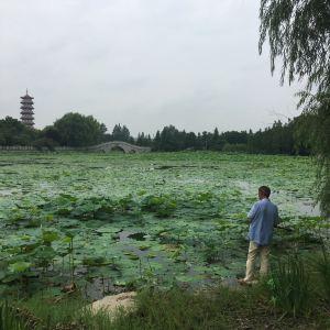 曹禺公园旅游景点攻略图
