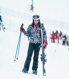 [崇礼区游记图片] 跨年滑雪季 | 在雪地摸爬滚打的滑雪,是会让人上瘾的!