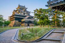 """""""中国地区""""有座松江城天守,躲过所有战乱,成为国宝和旅游胜地"""