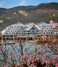 [五莲游记图片] 春游杏花村-记松月湖周边一日游