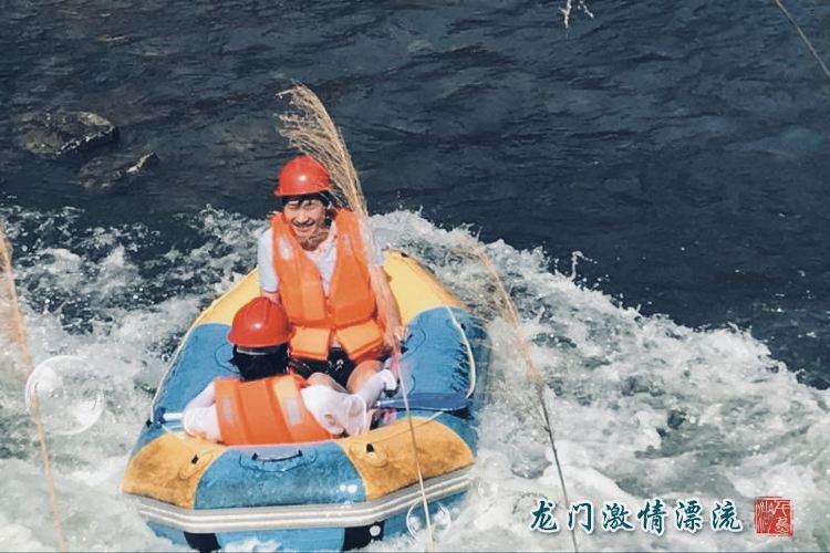 Qiandao (Thousand Island) Lake - Longmen (Dragon's Gate) Canyon Drifting3