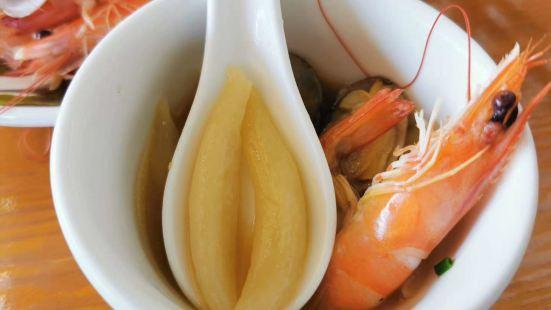 迦婷海景客棧海鮮私房菜