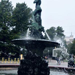 波罗的海的女儿雕像旅游景点攻略图
