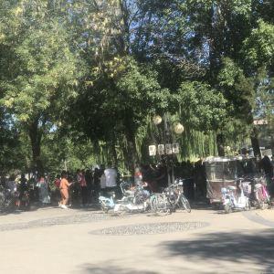 察哈尔古街旅游景点攻略图