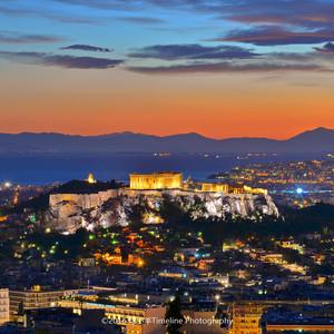 雅典游记图文-小两口辞职出走世界之4个月穿越欧洲(希腊篇)