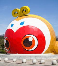 [连云港游记图片] 在这片水天相接的地方,是连云港