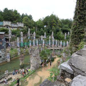 花溪夜郎谷旅游景点攻略图