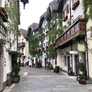 五矿哈施塔特奥地利小镇旅游景点攻略图
