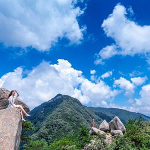 罗田游记图文-要一起去爬山吗?当然还要拍照!我还有机会让你过个19度的夏天