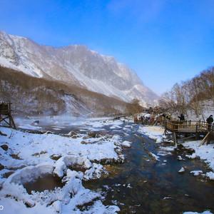 吉林游记图文-冬游长白山,跟冰天雪地来一场约会!(附详细攻略)
