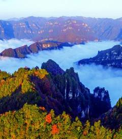 [光雾山游记图片] 第十八届四川光雾山红叶节将于10月18日开幕