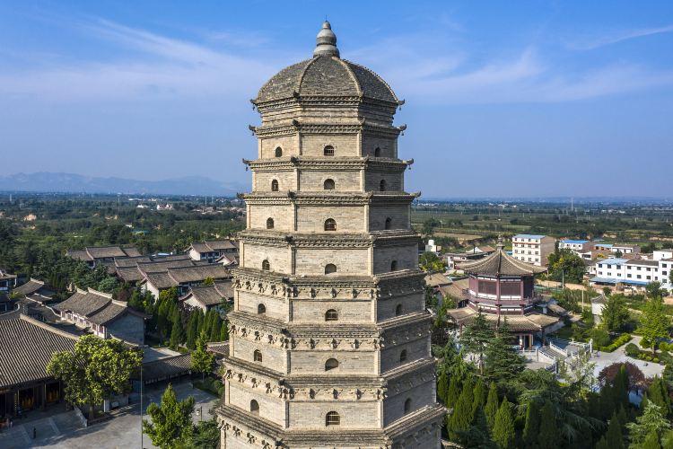 Famen Temple Zhenbaoguan2