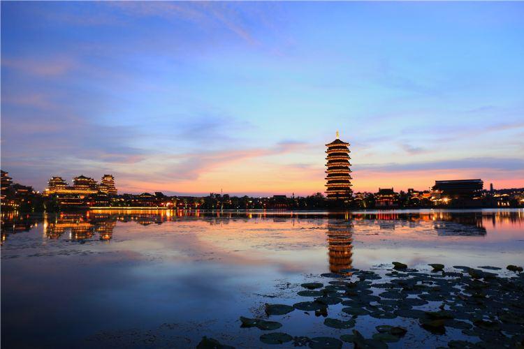 Xinhualian Tongguanyao Ancient Town3