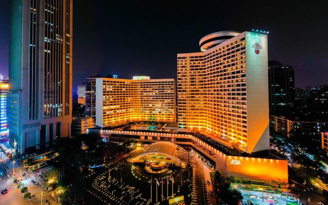 住进广州花园酒店,开启高端奢华级的美食之旅