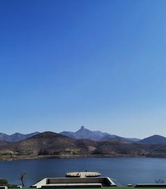 [五莲游记图片] 春暖花开,奔你而来~~五莲松月湖蓝海钧华