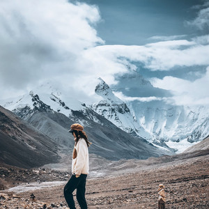 日喀则游记图文-离天空最近的地方,日喀则珠峰环线探秘