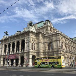 维也纳环城大道旅游景点攻略图