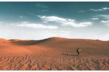 世界上最美丽的沙漠—巴丹吉林沙漠