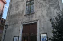 陶尔米纳不知名的教堂