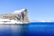 南极的南设得兰群岛