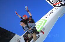 迪拜棕榈岛4000米高空跳伞🪂