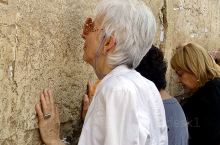 耶路撒冷 哭墙 女部