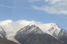 昆仑山雪景