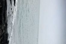 石狮海边很干净