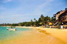 浪漫的沙滩