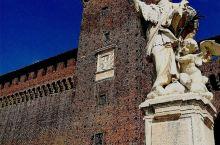 意大利米兰一一斯福尔扎城堡博物馆