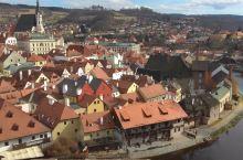 世界最美丽浪漫之一的小镇-捷克克鲁姆洛夫小镇😁👏