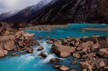 来古冰川,仁龙巴冰川,然乌湖的