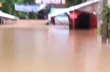 老挝也有端午大水