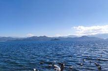 泸沽湖情人滩