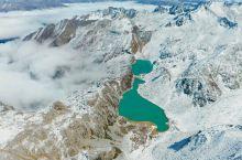 冰雪天堂——达古冰川