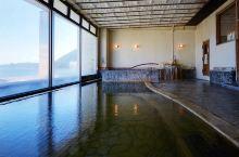 百年历史名汤 展望温泉「二條泉」