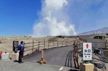 带娃看火山