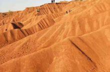 南雄红沙漠