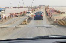 东明长垣黄河浮桥
